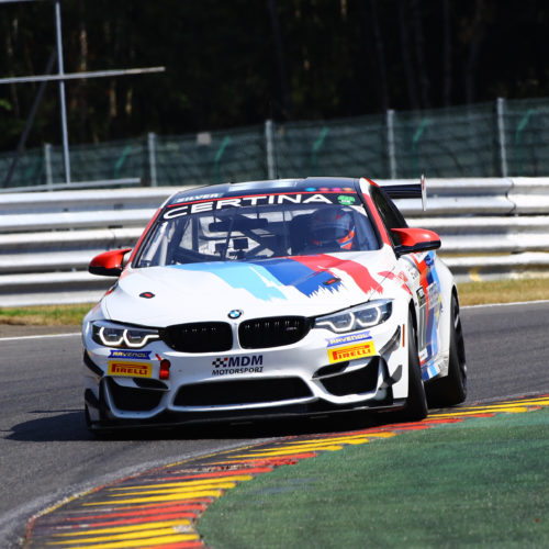 GT4 Spa 2018