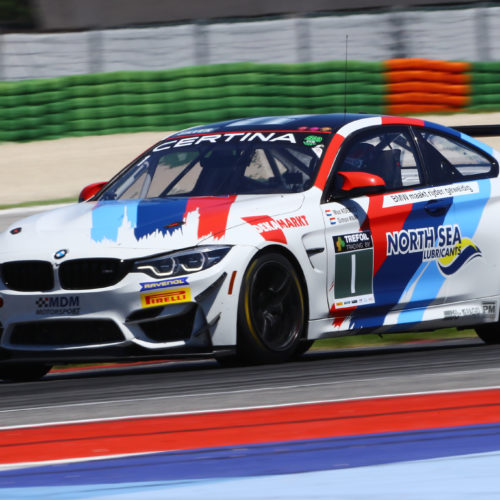 Misano (I) 22-24 june 2018 European GT4 Series Photo: Chris Schotanus
