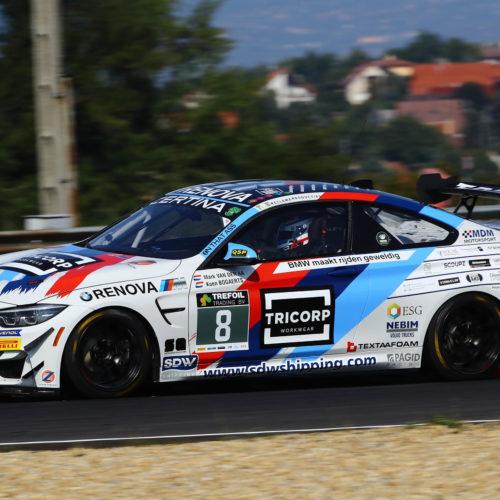 GT4 Hungaroring 2018