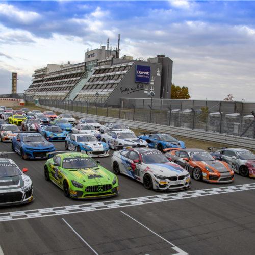 GT4 Nurburgring 2018