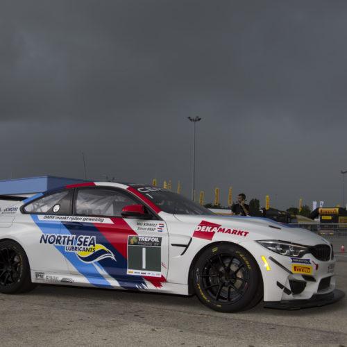 GT4 Misano 2018